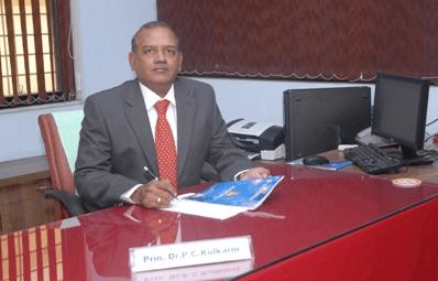 Dr. Prafulla C. Kulkarni